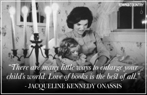 Best Jacqueline Kennedy Onassis Quotes- Best Jackie O Quotes - Town ...