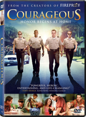 Courageous (US - DVD R1 | BD RA)