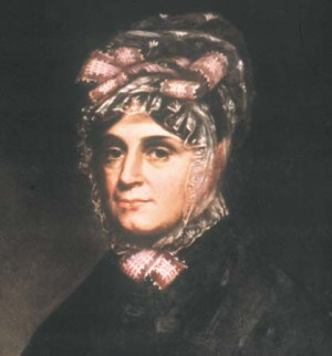 ... Anna Harrison was married to the 9th president, William Henry Harrison