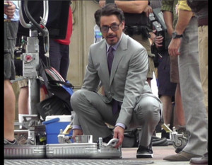 Tony Stark Avengers Quotes