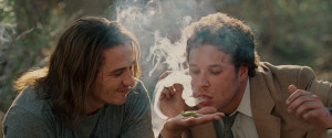 James Franco as Saul Silver in Pineapple Express