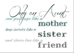 Cute Aunt Quote
