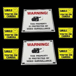 Bad Mood Warning Sign Sticker