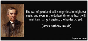 Good And Evil quote #2