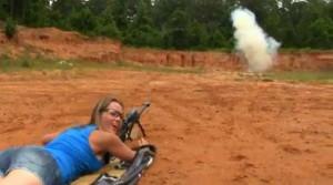 50 Cal Sniper Rifle
