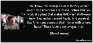 Factory Worker quote #1