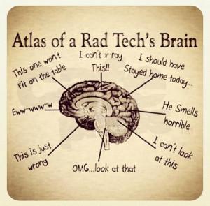 Atlas of Rad Tech's Brain