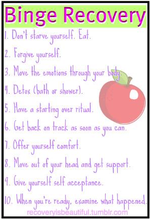 recovery binge ed recovery eating disorder recovery binge eating binge ...