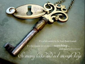 Sarah Dessen From Lock And Key Quotes