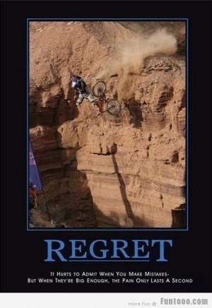 funny Regret image