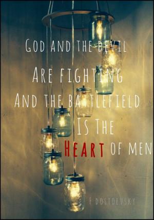 Dostoevsky quote God