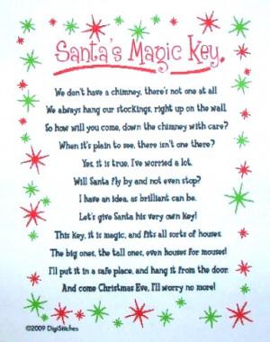 funny secret santa poems