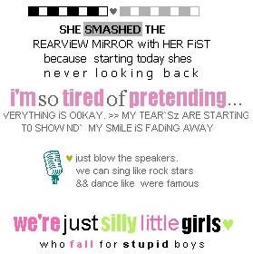 Heart Broken: Fall for Stupid Boys…