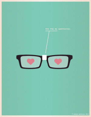 Geeky Ways To Say I Love You (Or Something)