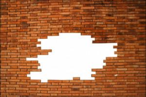 Breaking Down The Brick Wall
