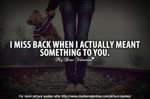 Missing Him Quotes Tumblr