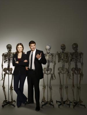 Bones: Season 2 and 3