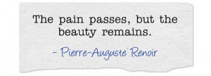 Pierre Auguste Renoir quotes and sayings