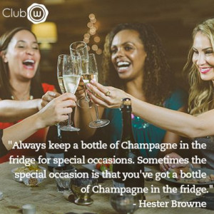 10 Great Wine Quotes - The Juice | Club W