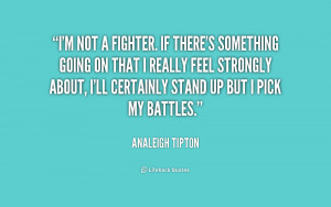 Fighter Quotes