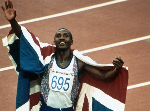 LINFORD CHRISTIE QUOTES