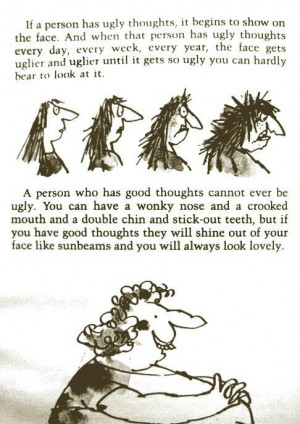 Ugly people-- I love this because it's true :) ...I've seen this in ...