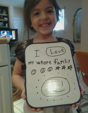 22 Children's Hilariously Inappropriate Spelling Mistakes
