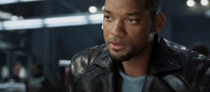 Will Smith as Del Spooner in I, Robot (2004)