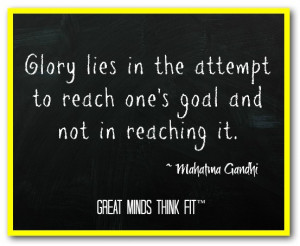 Goals And Goal Setting Quotes