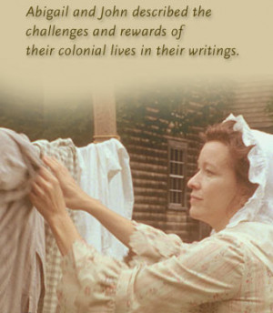 Abigail Adams to John Quotes