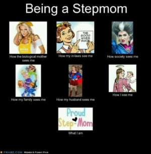 Stepmom Quote ~ Thank You