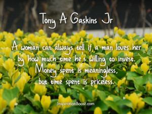 Tony A Gaskins Jr Love Quotes