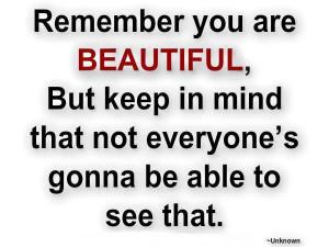 Intelligence Is Beauty….