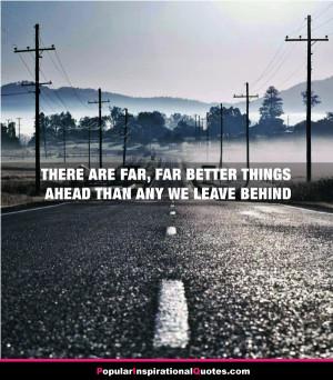 better things wait ahead