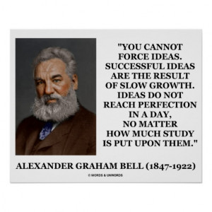 Alexander Graham Bell Quotes Telephone