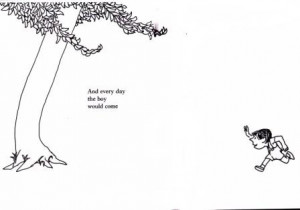 shel silverstein poems the giving tree