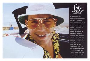 MIEDO Y ASCO EN LAS VEGAS - quotes (Johnny Depp) pósters / láminas ...