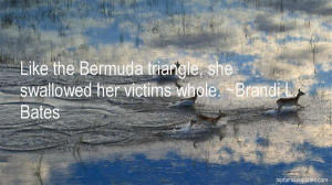 Quotes About Bermuda Triangle Pictures