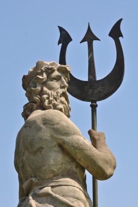 Poseidon Greek God The Sea