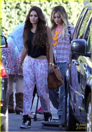 Vanessa Hudgens & Ashley Tisdale: 'Bridesmaids' Quotes Cuties