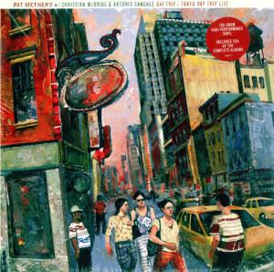 Pat Metheny Day Trip / Tokyo Day Trip Live USA TRIPLE LP 5192371