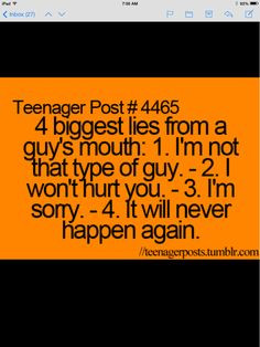 Funny Teenager Post More