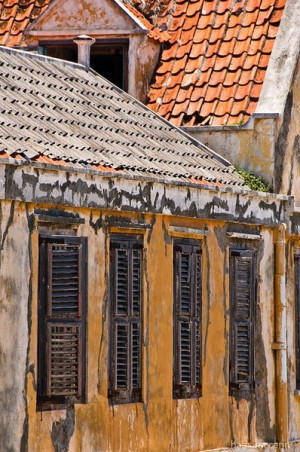 Old buildings, Curacao my-photos