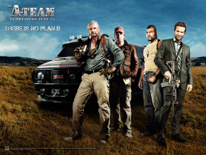 The A Team (2010) Wallpapers