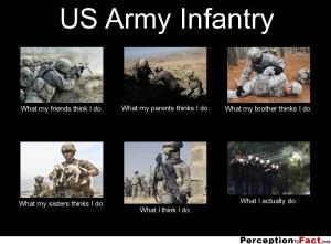 US Army Infantry Meme