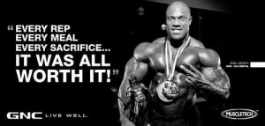 Phil Heath[view all photos of Phil]