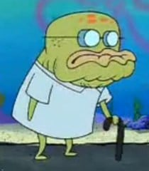 old man jenkins on spongebob not sure if he s ever been called old ...