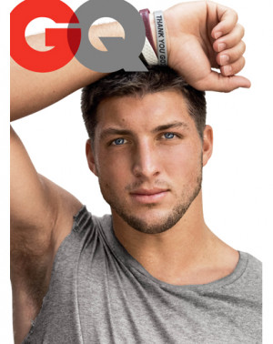 Ladies, Shirtless Tim Tebow & Cam Newton Featured in Latest Issue of ...