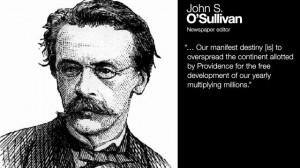 Famous Quotes On Manifest Destiny