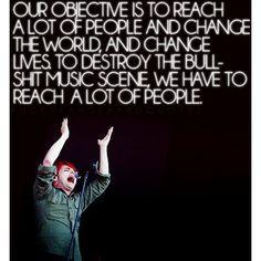 gerard way quotes | Gerard Way Quotes - Polyvore More